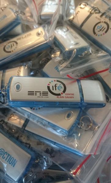 Neopass sur clé USB : c'est maintenant !