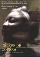 Couverture DVD Anthropologie filmée Opéra