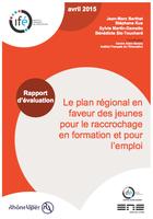 couverture rapport eval plan raccrochage Région RA