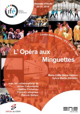 Couverture rapport Opéra à l'école