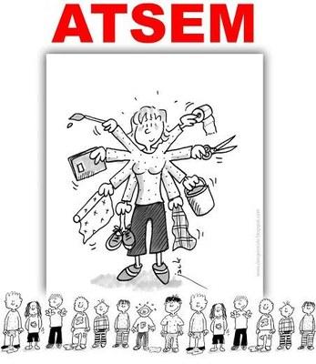 dessin ATSEM