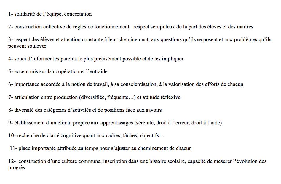 PRINCIPES FONCTIONNEMENT COLLECTIF - Yves REUTER