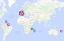 Cartographie des activités du centre Alain-Savary